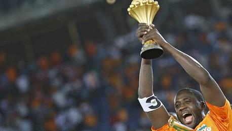 نجم منتخب ساحل العاج يايا توريه