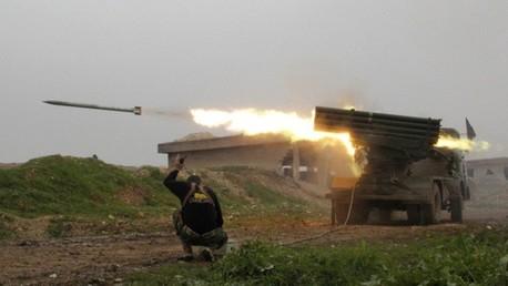 معارك بسوريا