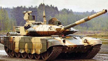 دبابة تي 90 تاغيل