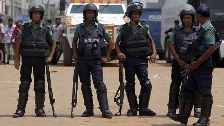 الشرطة ببنغلادش