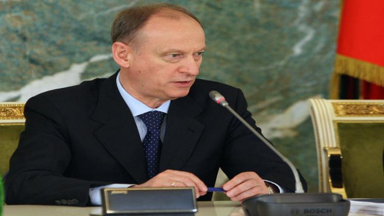 سكرتير الأمن الروسي إلى القاهرة