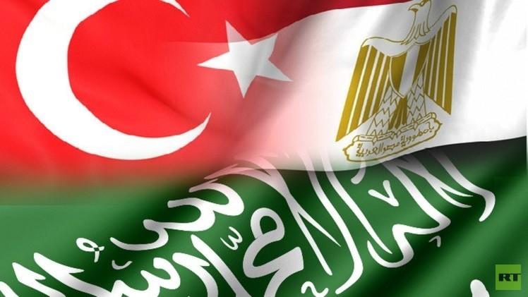 السيسي وأردوغان في السعودية.. مصادفة أم مصالحة ؟