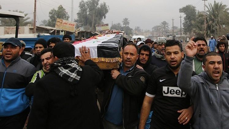 العنف يحصد أرواح أكثر من 1100 عراقي خلال فبراير