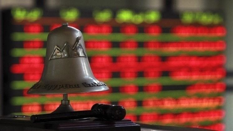 بورصة مصر تبدأ تعاملات الأسبوع في المنطقة الحمراء