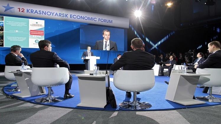 حصيلة  منتدى كراسنويارسك الاقتصادي اتفاقيات بـ 3.47 مليارات دولار
