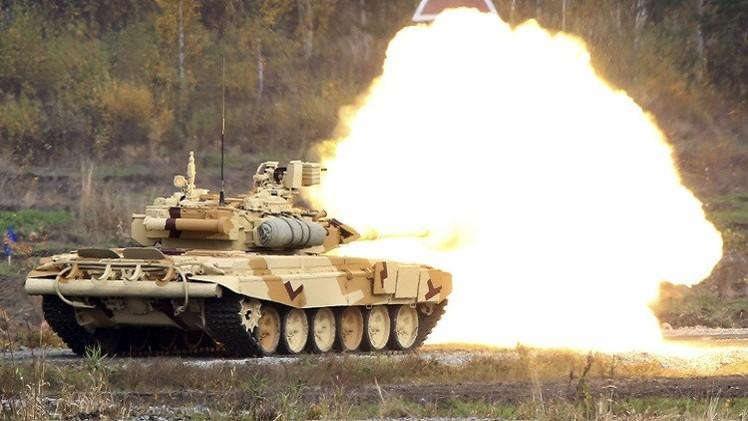 الدبابات لا تهاب الأزمة الاقتصادية