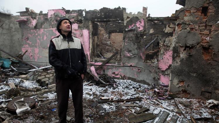 الأمم المتحدة: عدد القتلى في شرق أوكرانيا يتجاوز 6 آلاف شخص منذ اندلاع الأزمة