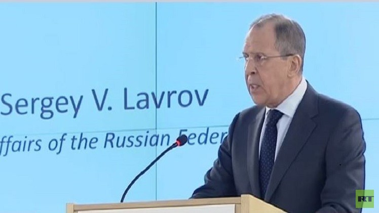 لافروف: النازية تتفشى في أوكرانيا بعد الانقلاب على الشرعية