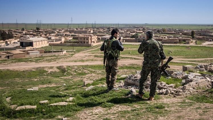 مواجهات منفصلة للقوات السورية والأكراد ضد تنظيم