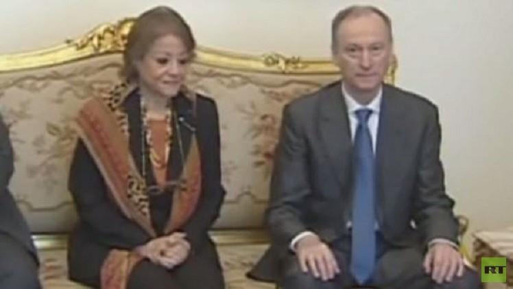سكرتير الأمن الروسي يبحث في القاهرة مسائل الأمن الإقليمي