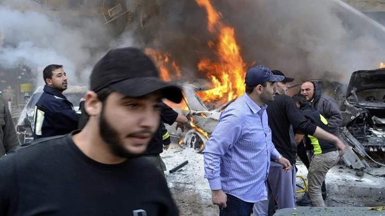 موسكو وبيروت قلقتان من محاولات الإرهابيين زعزعة استقرار لبنان
