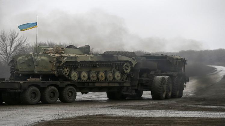 لافروف: من يطالب بزيادة توريد الأسلحة إلى أوكرانيا يتحمل المسؤولية عن إحباط التسوية