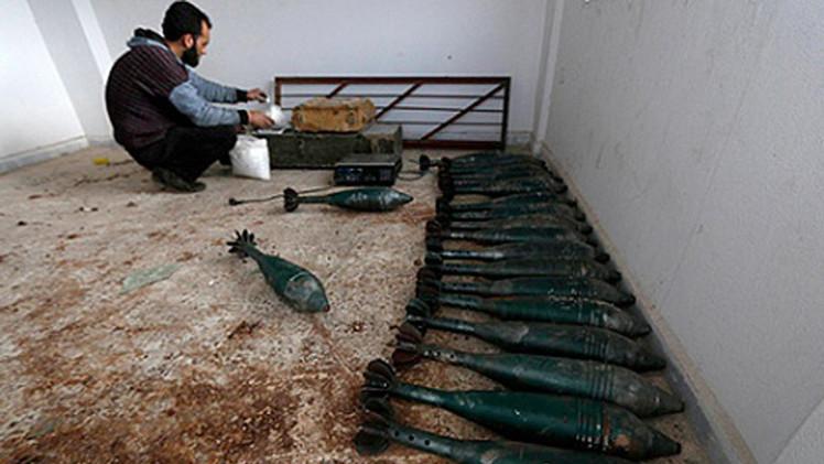 المعارضة السورية الموالية للغرب تحل نفسها