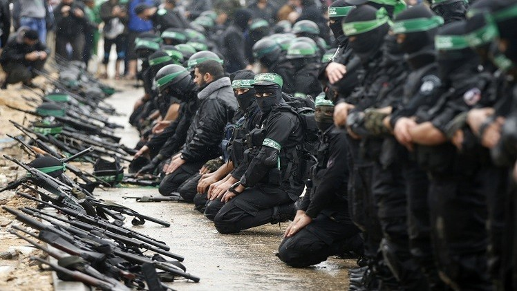 حماس تعيد بناء ترسانتها العسكرية