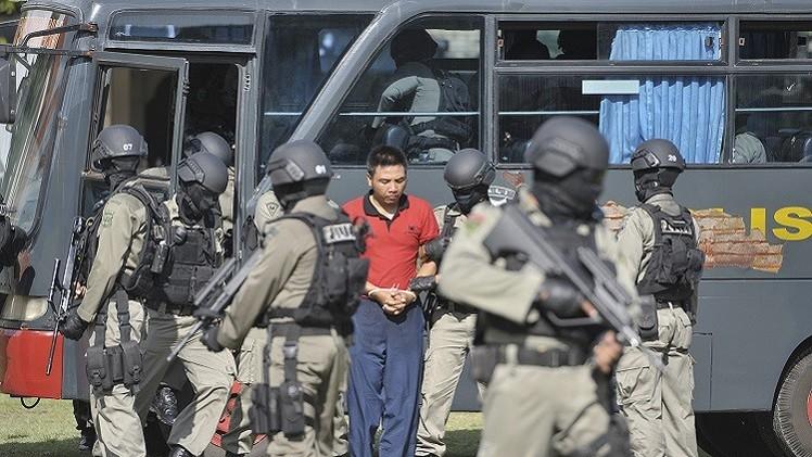إندونيسيا تستعد لإعدام  9 أجانب بتهمة تهريب المخدرات