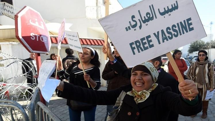 تخفيف حكم السجن على المدون التونسي ياسين العياري