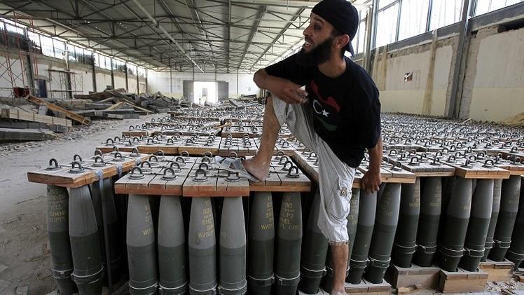 تقرير أمني جزائري: 28 مليون قطعة سلاح في ليبيا وسط تدفق مرعب للمتطرفين