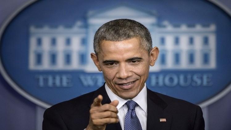 أوباما: تكهنات نتنياهو بشأن النووي الإيراني في الماضي كانت مخطئة