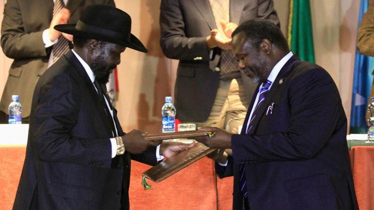 الأمم المتحدة تتبنى قرارا بمعاقبة طرفي النزاع في جنوب السودان