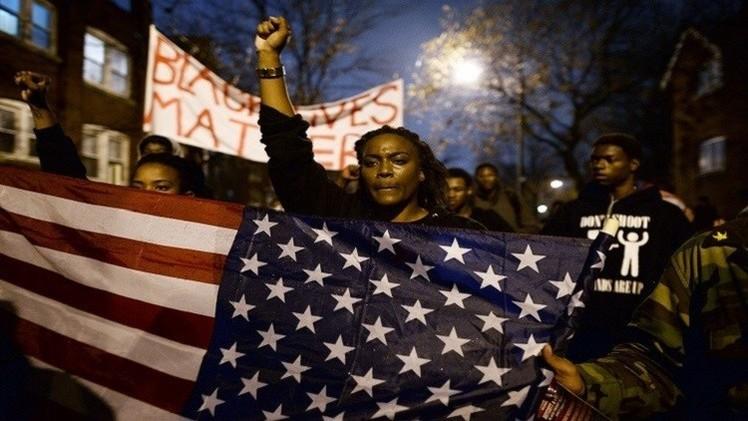 وزارة العدل الأمريكية: سلطات فيرغسون انتهكت حقوق السود