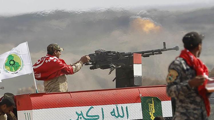 ايران تعزز مواقعها في العراق