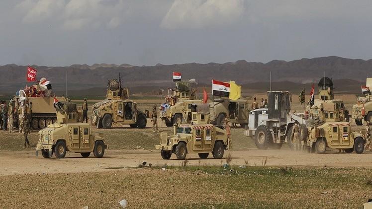 بغداد: تحرير 97 منطقة في صلاح الدين
