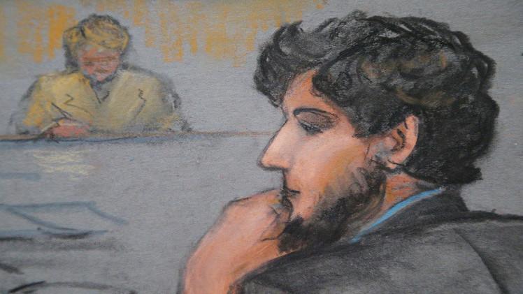 بدء محاكمة المتهم بتنفيذ هجمات ماراثون بوسطن