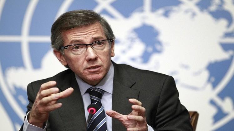 ليون: الأوضاع تتدهور بسرعة في ليبيا ولن تستطيع البلاد الصمود أكثر