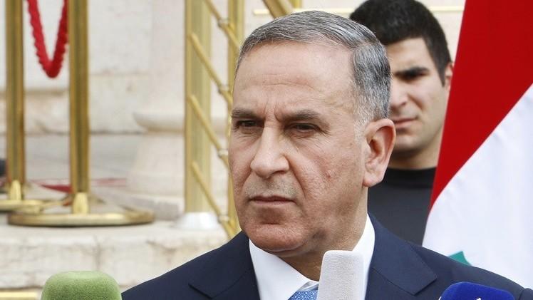 وزير الدفاع العراقي: بدء عملية تحرير الموصل مرهون بقرار بغداد وحدها