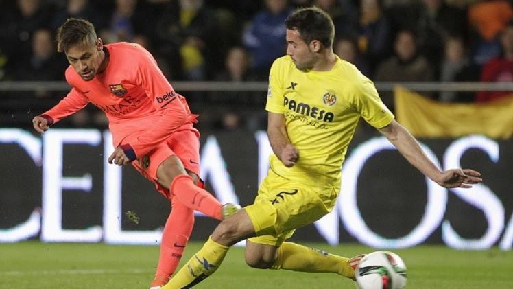 برشلونة يدمر الغواصة الصفراء ويبلغ نهائي كأس إسبانيا