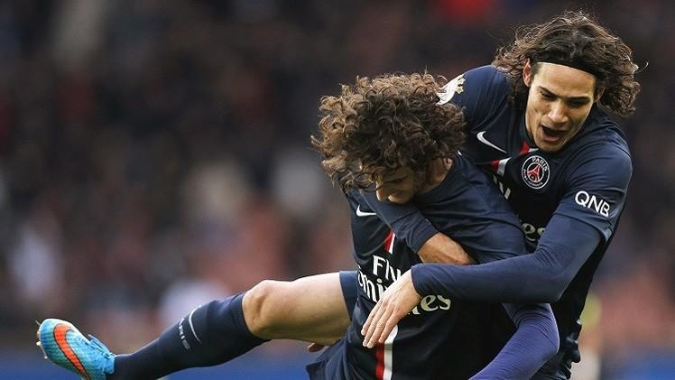 سان جيرمان يهزم موناكو في كأس فرنسا