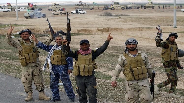 واشنطن تواصل دعم العراق رغم المشاركة الإيرانية في معركة تكريت