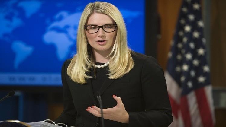 واشنطن تعترف بحق فنزويلا في تقليص عدد العاملين في السفارة الأمريكية
