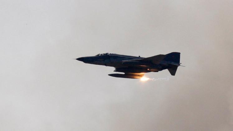تحطم طائرة عسكرية تركية ومقتل قائديها
