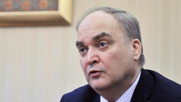 موسكو تنفي وجود قواتها في أوكرانيا وتتهم الناتو باستغلال الأزمة للتوسع