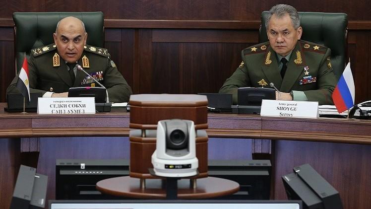 موسكو: روسيا ستساعد مصر في بناء جيش فعال