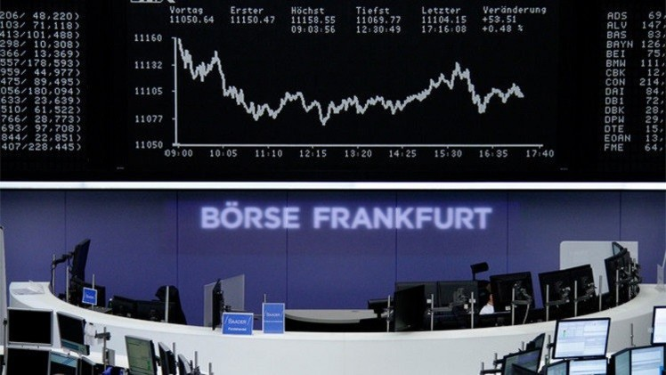 المؤشرات الأوروبية تصعد بفعل نتائج الشركات