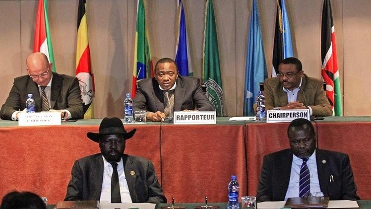 فشل مفاوضات السلام في جنوب السودان قبيل انتهاء مهلة الوسطاء