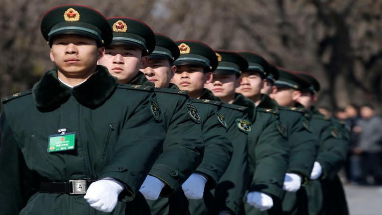 الصين ترفع ميزانيتها العسكرية 10 في المائة