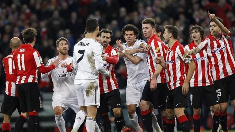 ريال مدريد في رحلة محفوفة بالمخاطر إلى إقليم الباسك