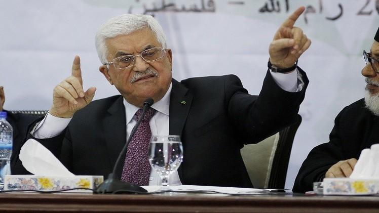 منظمة التحرير الفلسطينية تقرر وقف التنسيق الأمني مع إسرائيل