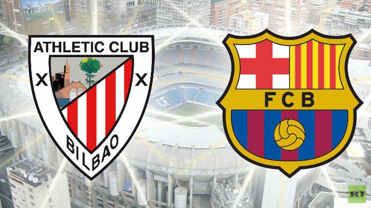 برشلونة قد يلوي ذراع ريال مدريد في مايو/أيار