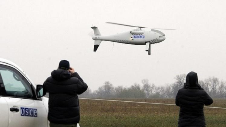 لافروف وشتاينماير يدعمان رفع عدد المراقبين شرق أوكرانيا
