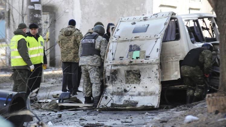 انفجار سيارة يستهدف قائد كتيبة شرطة