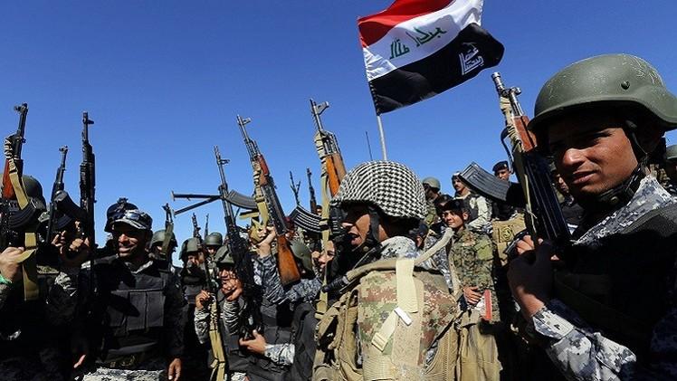 بعد بلدتي البغدادي والدور.. القوات العراقية تستعد لتحرير العلم