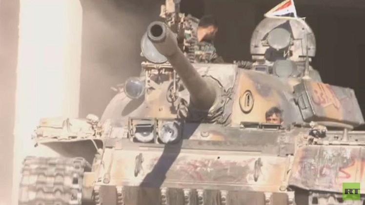 اشتباكات عنيفة بين الجيش السوري ومسلحي المعارضة بريف اللاذقية