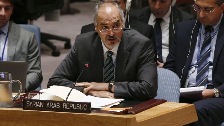الجعفري: الأسد باق في السلطة