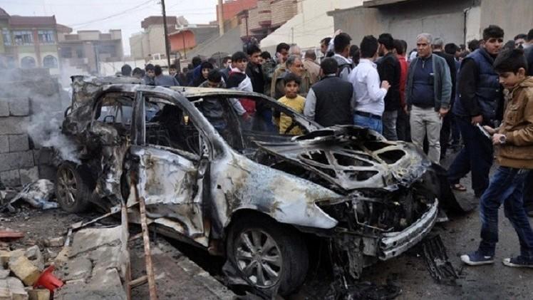 العراق.. مقتل وإصابة 24 شخصا بتفجيرين في طوز خورماتو
