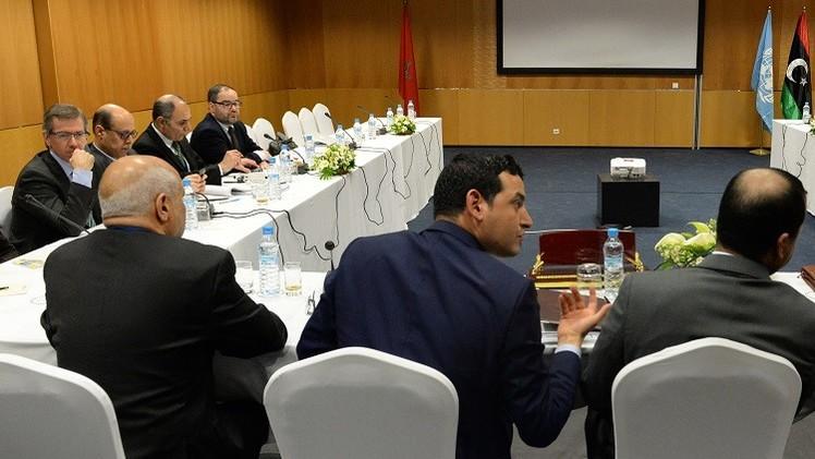 برلمان طرابلس يقترح مجلسا رئاسيا مشتركا من ستة أعضاء مع طبرق