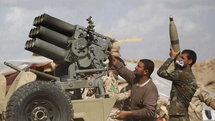 القوات العراقية تحاصر تكريت وتستعد لاقتحامها
